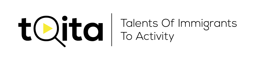 TOITA - Talents Of Immigrants To Activity Logo